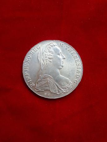 Moneda 1 thaler austro-ungaria  Maria Theresia