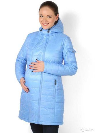очень красивая куртка для беременных
