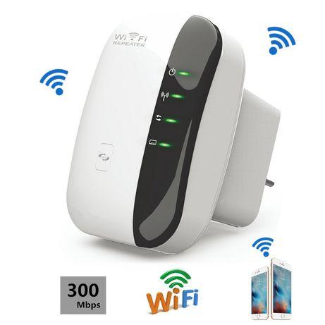 Усилитель Wi-Fi Cигнала Репитер/300mbps/Дальность 30метров/Вайфай