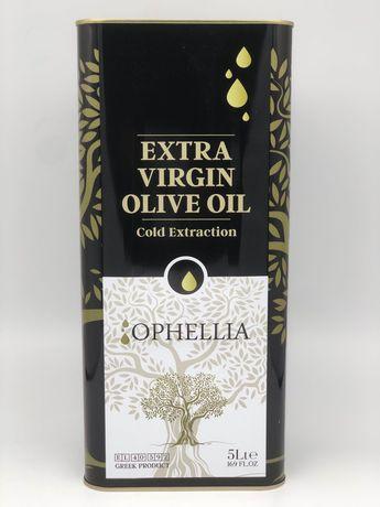 Гръцки зехтин екстра върджин Ophellia 5л киселинност 0,25%