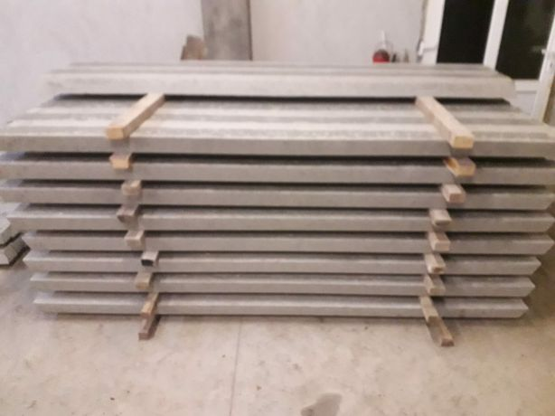 Stâlpi beton - spalieri
