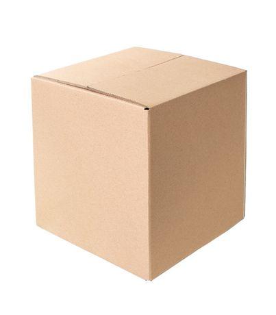 Cutie carton clasică 200X200X200
