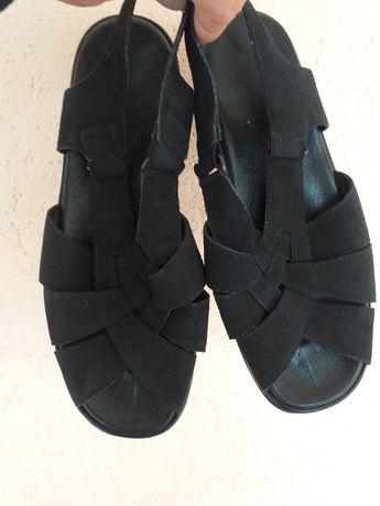 Sandale nr 39 piele Dex