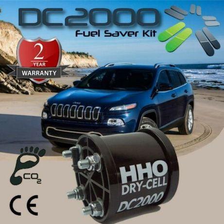 PROMÓȚIE-Kit HHO-Hidrogen Auto , maxim 2400cc + PWM controller HHO