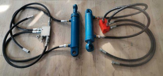 Cilindru plug reversibil Distribuitor plug Supapa plug