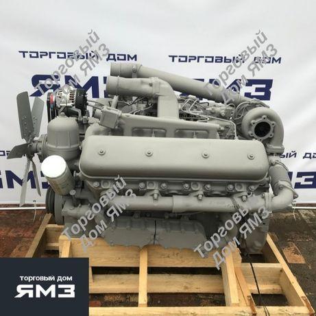 Двигатель ЯМЗ 7511-04