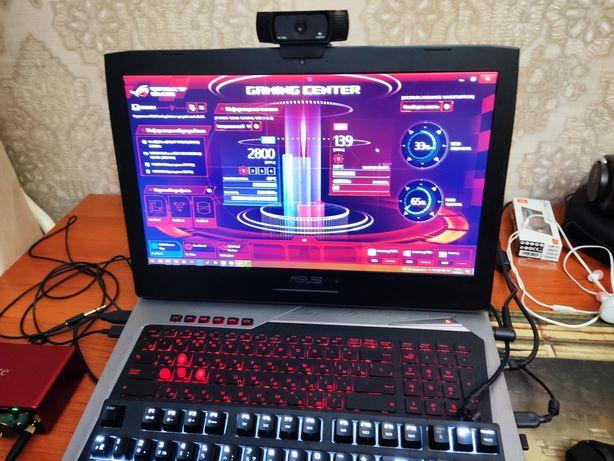Ноутбук ASUS ROG G752VSK