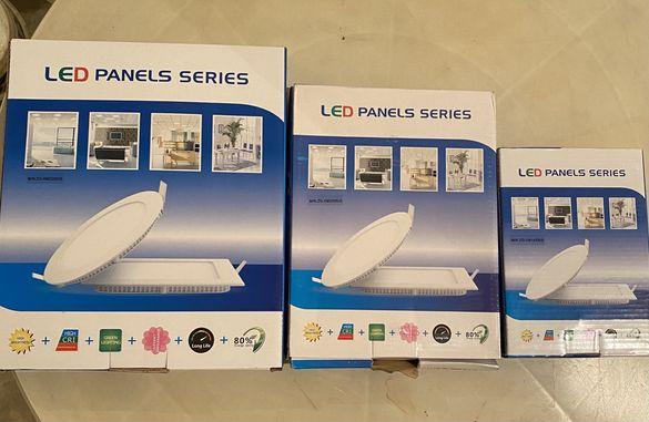 LED PANEL series лед панел лунички