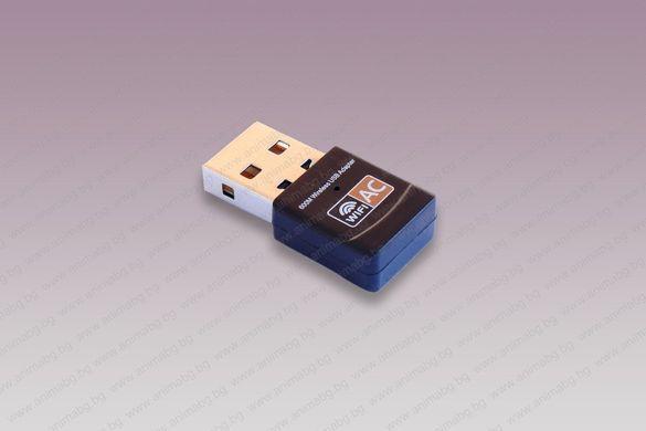 ANIMABG Мини WiFi адаптер с AC стандарт