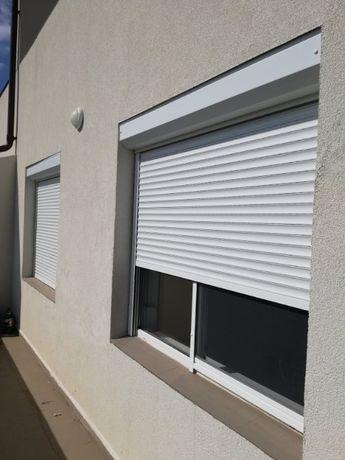 Sistem umbrire din aluminiu cu lamela de 39 mm , act. manuala sau elec