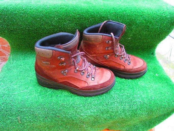 LOWA,gora-tex,vibram,39.5-40 номер,стелка 25.5-26см.туристически обувк