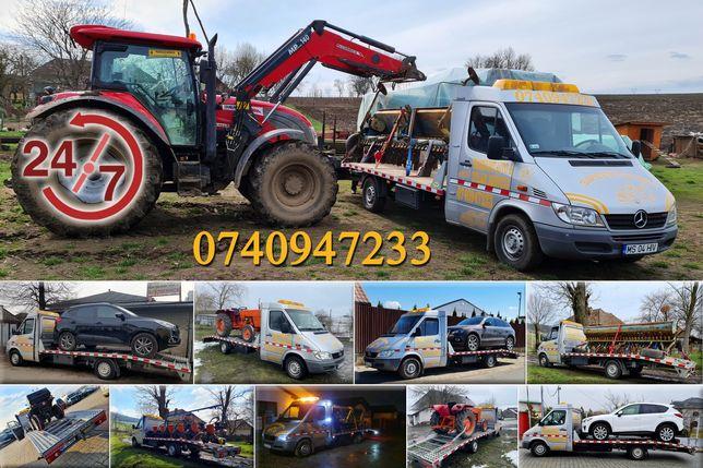 Tractări / Transport Auto - Moto - Utilaje agricole