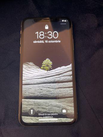Iphone X 64 gb deblocat pe orice retea
