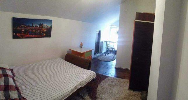 PF dau in chirie apartament 2 camere decomandate 2 bai ..zona Garii .