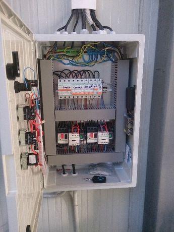 Електротехник квалифициран голям и богат опит-електрически инсталации