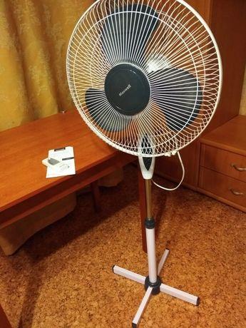 Вентилятор Maxwell с пультом управления