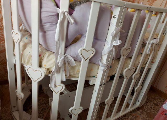 Кровать детская  8в1