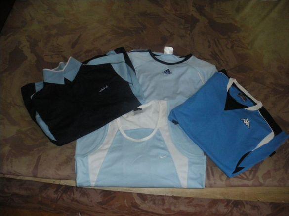 Мъжки тениски-Adidas,KAPPA,Admiral,Nike