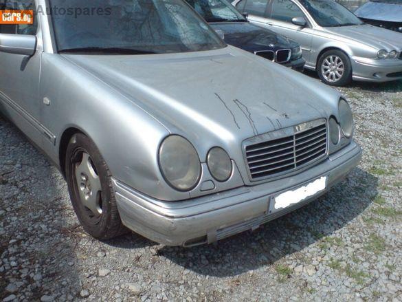 Части за Mercedes Е220CDI 143кс и E300TD 177кс. 2001г. W210