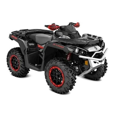 ATV Can-Am Outlander X xc 1000R MODEL 2021
