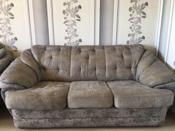 СРОЧНО!Продаю диван кож зам!!!