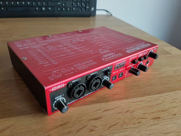 Interfata audio Roland Edirol FA-101 (made in Japan, Firewire 1394)
