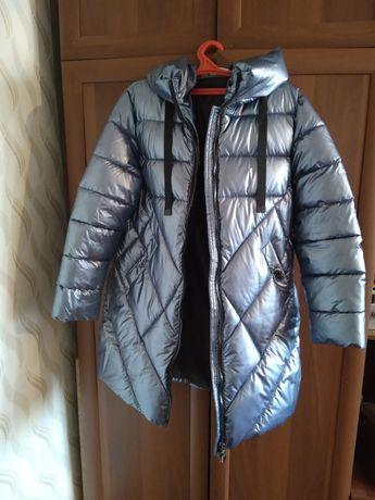 Куртка женская зимняя 52 размер