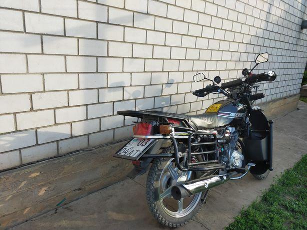 Продам новый мотоцикл Барс.