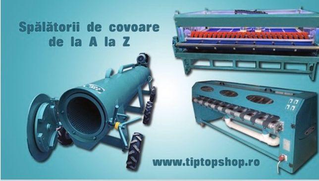 Utilaje spalatorie covoare Spalatorie de covoare automata 3 metri