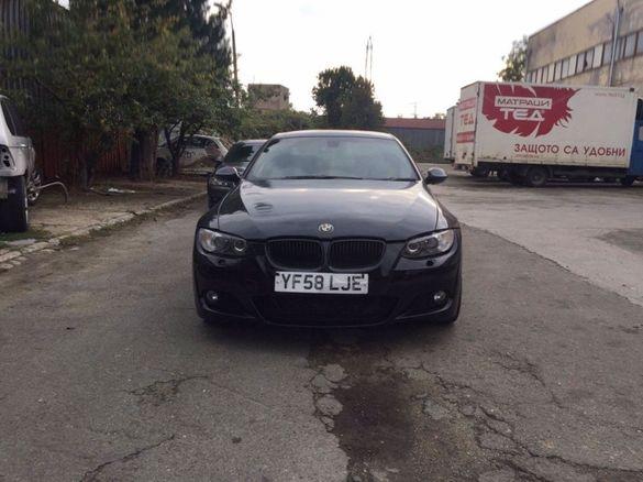 Бмв е92 320д 177кс 2008г м пакет на части / BMW e92 320d 177hp m paket