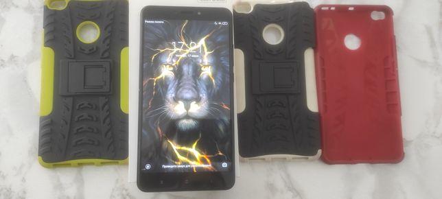 Mi max 2 смартфон 4/64 Xiaomi