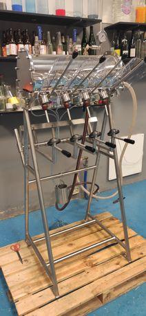 Машины для розлива газированных  напитков