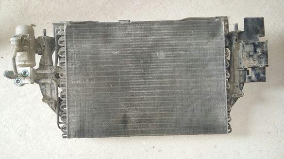Радиатор за климатика с вентилатори за рено лагуна 2.0i 96г.