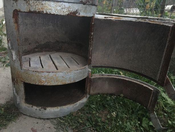 Vând Cazan(boiler)pentru baie pe lemne!