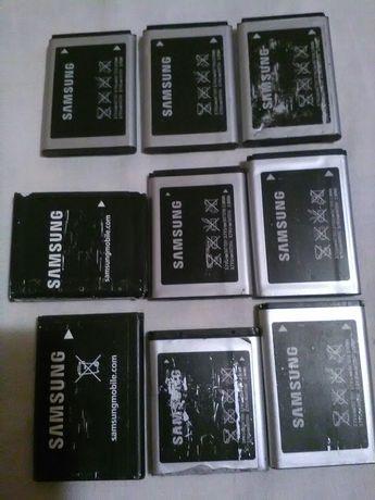 Lot bateri Samsung