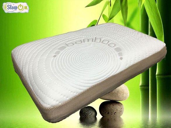 Възглавница Bamboo Latex