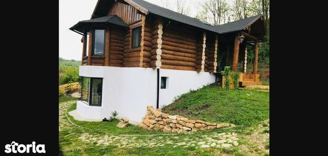 Casa de lux superba pe o proprietate de 9.000 mp sat Bedeciu