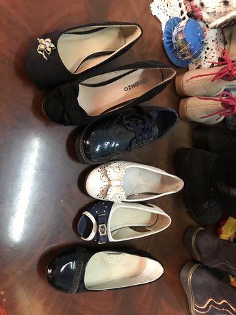 Продам детскую обувь размер от 32 -36