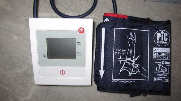 Апарат за Кръвно нялягане Pic Salution Автоматичен
