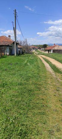 Дворно място на 7км. от Хисар в село Черничево