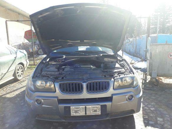 На части БМВ Х3 BMW X3