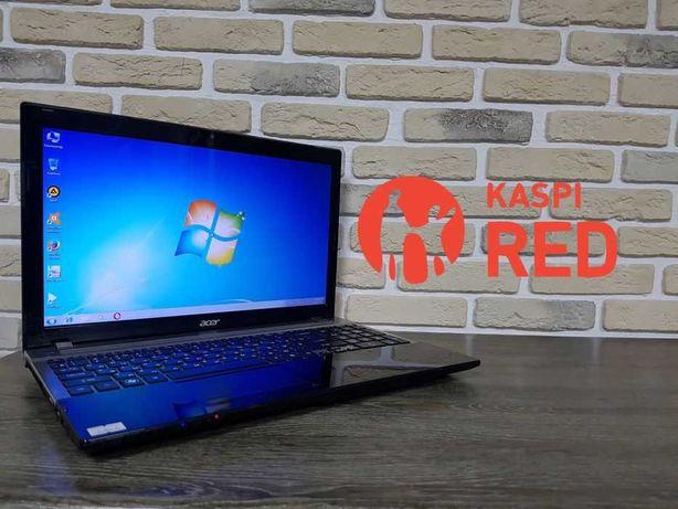 Ноутбук Acer Core I7-3610QM ОЗУ 4 Рассрочка KASPI RED! Гарантия 1год!
