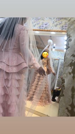 Продам своё шикарное платье на Узату!