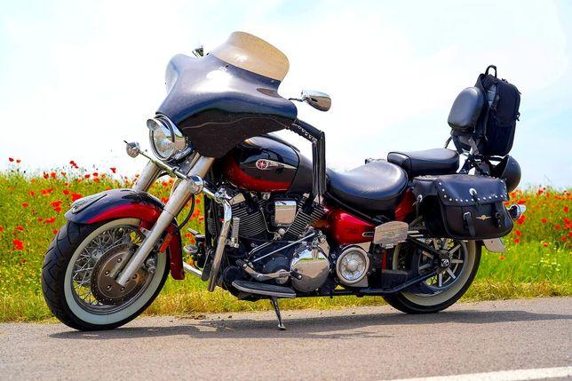Yamaha road star xv 1700