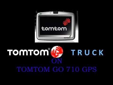 Tomtom Go Work ptr camion, full Europa