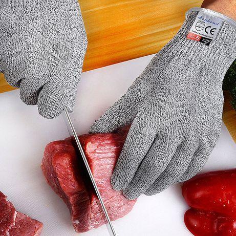 Предпазни ръкавици при рязане , обезкостяване , Белене