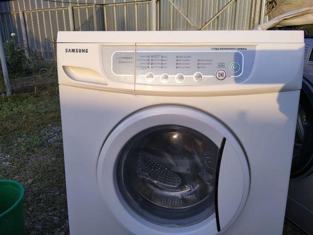 Продам стиральную машинку б/у . Самсунг ,samsung машина