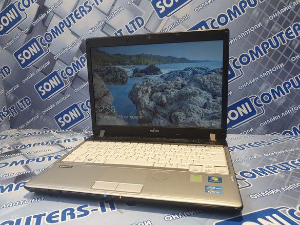 12.1 Fujitsu LifeBook P701 i5-2520M/ 320GB/4GВ DDR3/Camera