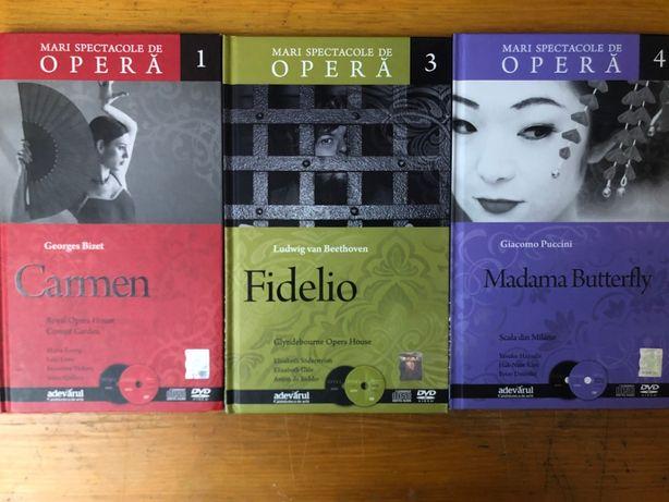 Adevarul Mari Spectacole de Opera