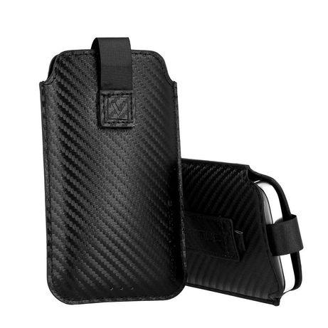 Универсален калъф VENNUS тип джоб с издърпване за смартфони / размери